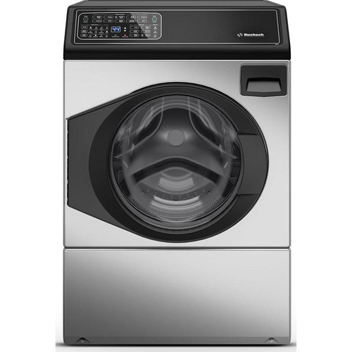 Huebsch Front Load Washer - Stainless Steel