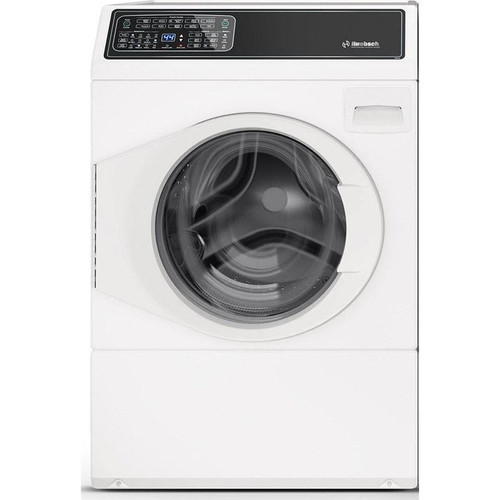 Huebsch Front Control Electric Dryer - White