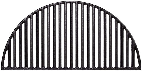 KAMADO JOE - Classic Joe Half Moon Cast Iron Cooking Grate