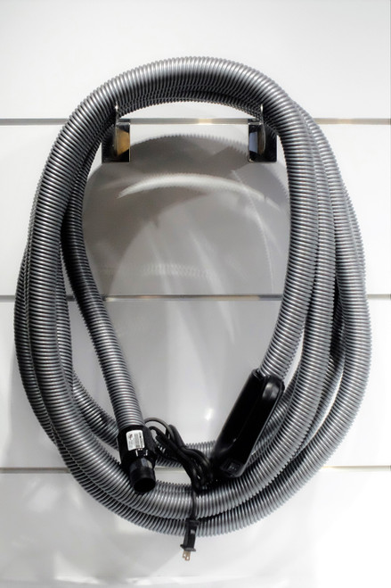 Nilfisk 35' Central Vacuum Hose - Dual Voltage - CBEZ138035-I