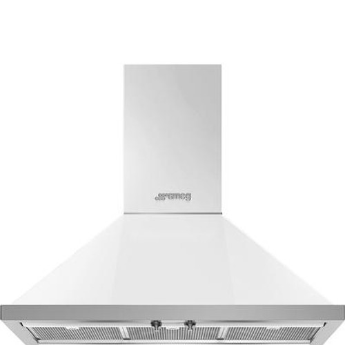 "Smeg 36"" Portofino Chimney Wall Hood"