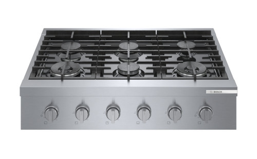 "Bosch 36"" Gas 800 Series Rangetop"