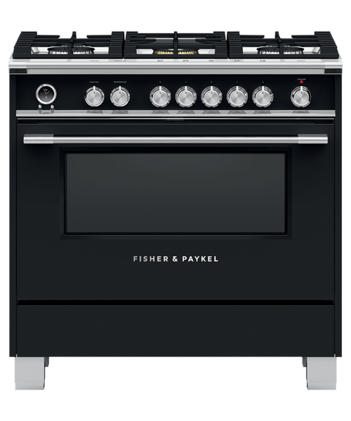 """Fisher & Paykel  36"""" Classic Dual Fuel Range - Color"""