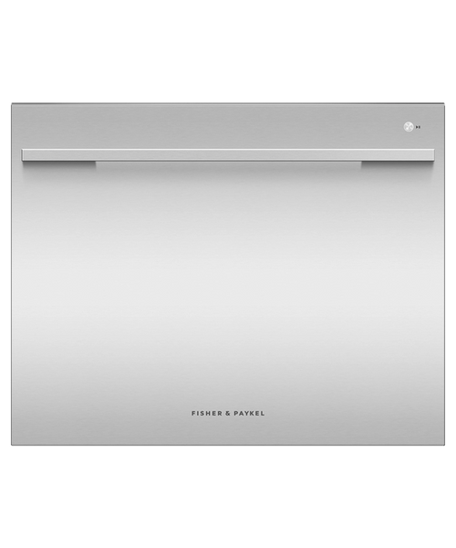 Fisher & Paykel Contemporary Stainless Steel Tall Dishwasher - Single Drawer w/ Contemporary Handle