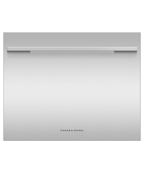 Fisher & Paykel Contemporary Custom Panel Ready Tall Dishwasher - Single Drawer w/ Water Softener