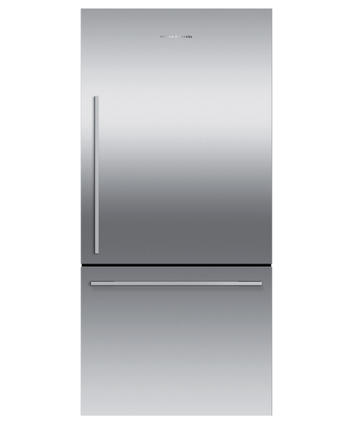 "Fisher & Paykel 32"" Contemporary Freestanding Fridge w/ Ice"