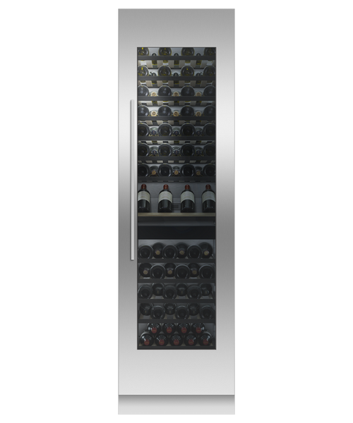 """Fisher & Paykel 24"""" Contemporary Integrated Wine Column"""