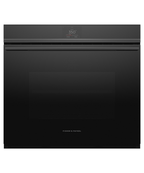 "Fisher & Paykel 30"" Contemporary Wall Oven - 17 Functions"