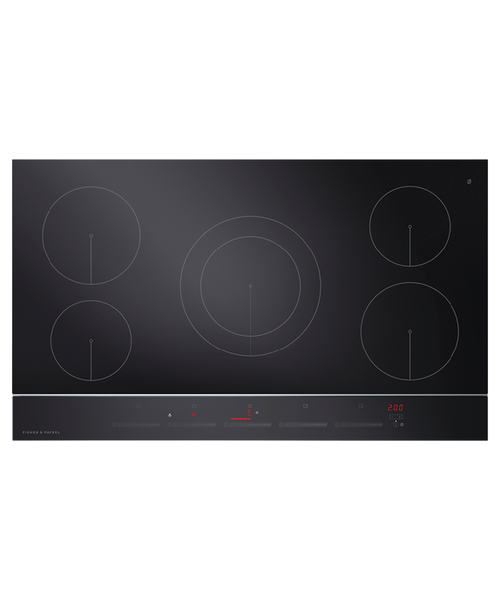 "Fisher & Paykel 36"" Contemporary Induction Cooktop w/ 5 Zones"