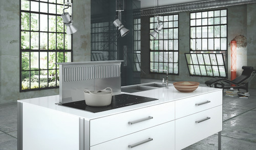 Faber Scirocco Plus or Scirocco Lux Downdraft Range Hood Promotion