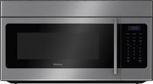 Blomberg over the range microwave BOTR30200css
