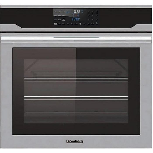 """Blomberg 30"""" wall oven BWOS30200SS"""