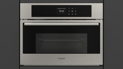 "Fulgor Milano 24"" 700 Series Combination Convection Steam Oven"
