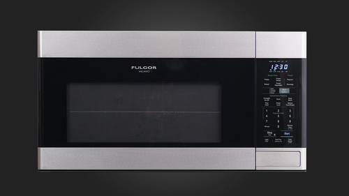 "Fulgor Milano 30"" 400 Series OTR Microwave"