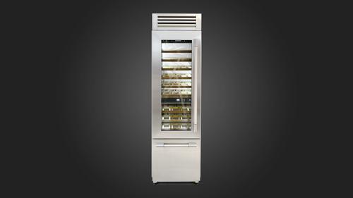 "Fulgor Milano 24"" 700 Series Pro Wine Cellar"