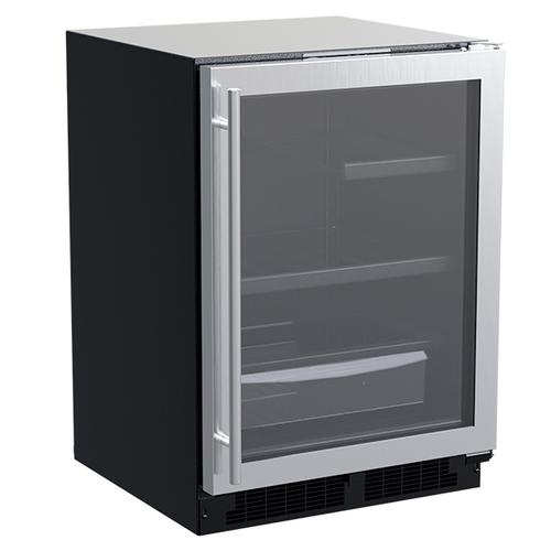 """Marvel 24"""" Under Counter Refrigerator (Door Options)"""