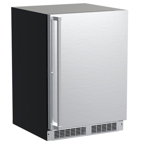 """Marvel 24"""" Pro Refrigerator Freezer (Door Options)"""