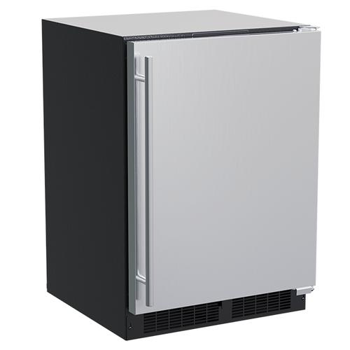"""Marvel 24""""  Low-Profile Refrigerator (Door Options)"""