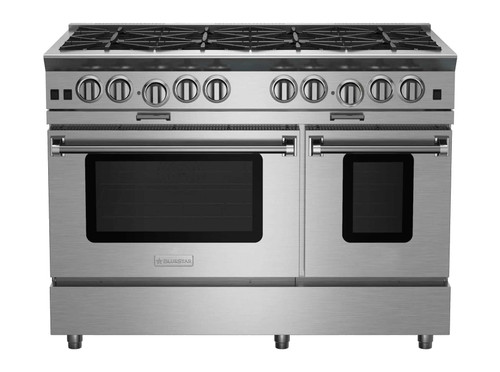 "BlueStar 48"" All Gas Platinum Range"