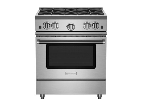 "BlueStar 30""All Gas RNB Range"
