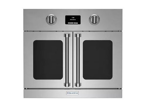 """BlueStar 30"""" Electric Wall Oven w/ French Door"""
