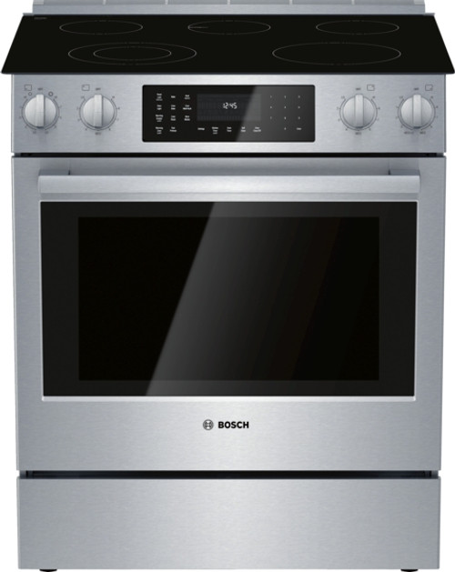 Bosch Electric 800 Series Slide-In Range