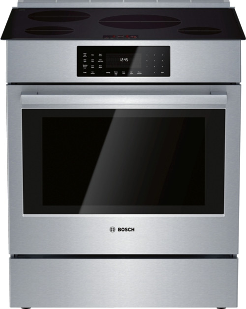 Bosch Induction 800 Series Slide-In Range