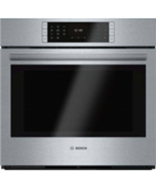 "Bosch 30"", Benchmark Series, Single Wall Oven - Drop Down Door"