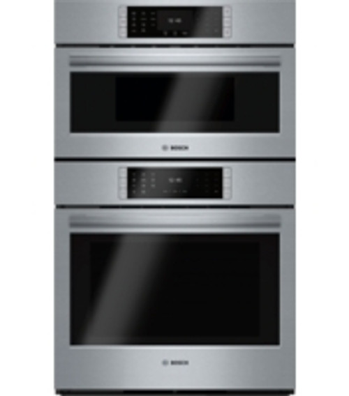 "Bosch 30"" Benchmark Series Micro-Speed & Wall Oven"