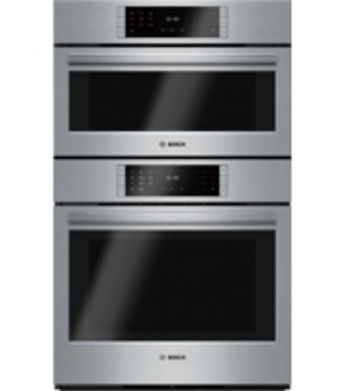 "Bosch 30"" Benchmark Series Steam & Wall Oven"