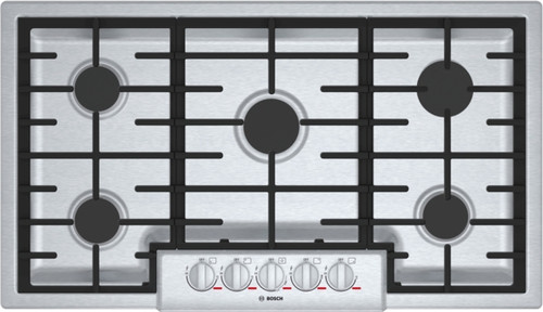 "Bosch 36"" Benchmark Series Gas Cooktop"