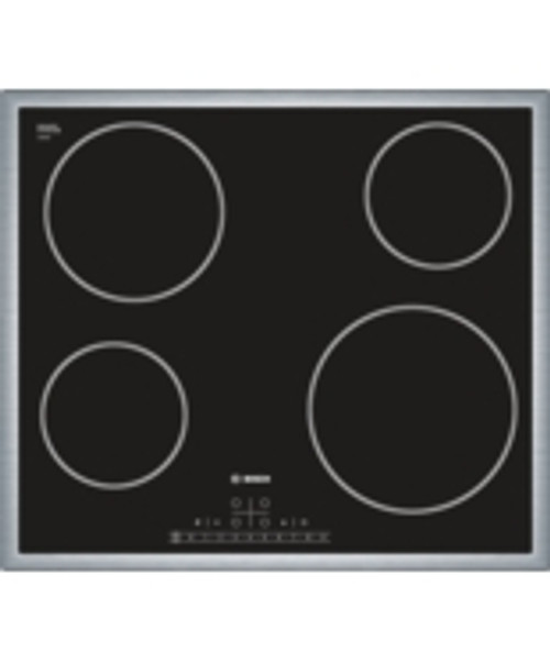 "Bosch 24"" 500 Series Electric Radiant Cooktop - w/ Frame"