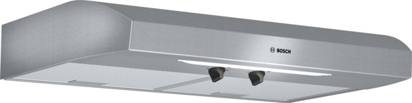 "Bosch 30"" 300 Series Under Cabinet Hood - 280 CFM"
