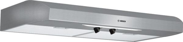 """Bosch 36"""" 300 Series Under Cabinet Hood - 280 CFM"""