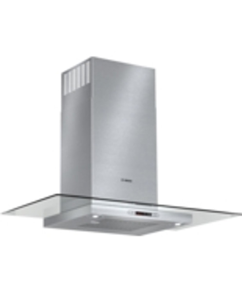 "Bosch 36"" Benchmark Series Glass Chimney Wall Hood"