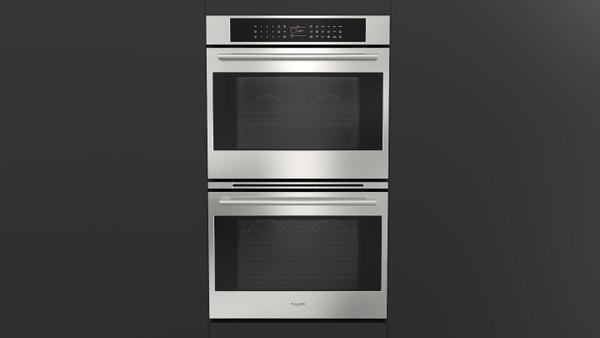 "Fulgor Milano 30"" 700 Series Built-in Double Oven"