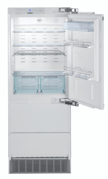 "Liebherr 30"" Fully Integrated Premium Fridge/Freezer w/ Ice Maker"