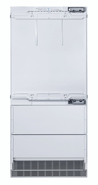 "Liebherr 36"" Fully Integrated Premium Plus Fridge/Freezer w/ BioFresh"