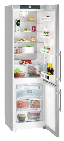"Liebherr 24"" Freestanding Comfort Fridge/Freezer w/ Ice Maker"