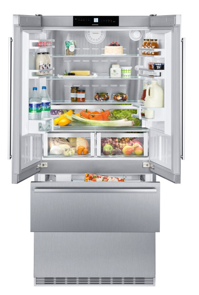 "Liebherr 36"" Freestanding French Door Premium Plus Fridge/Freezer"