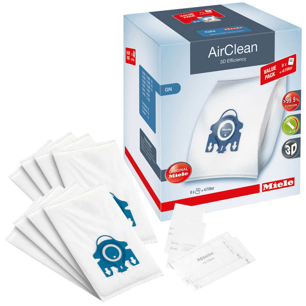 Miele Vacuum Bags - GN - Value Pack