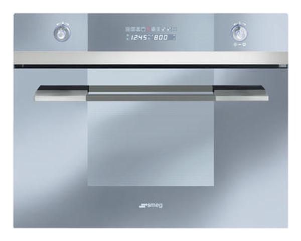 "Smeg 24"" Linea Design Built-In Speed Oven"