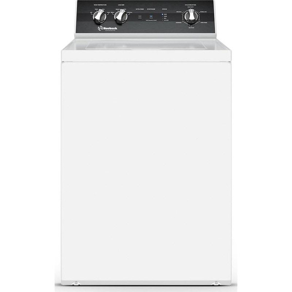 Huebsch Top Load Washer w/ 6 Cycles