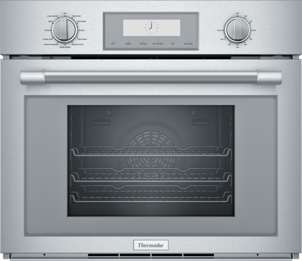 """Thermador 30"""" Professional Wall Oven w/ Steam & Convection"""