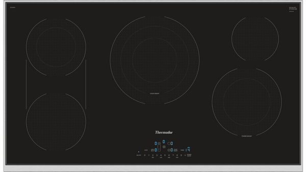"""Thermador 36"""" Electric Cooktop w/ Touch Control"""