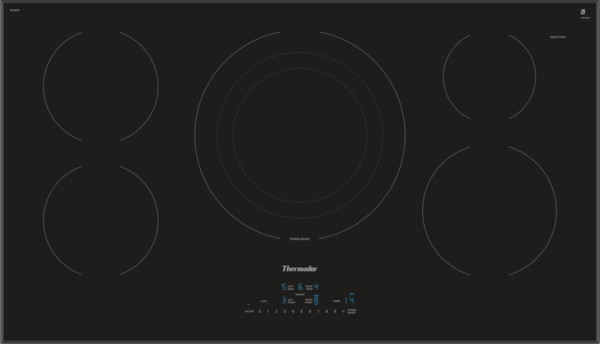 """Thermador 36"""" Masterpiece Induction Cooktop - Frameless"""