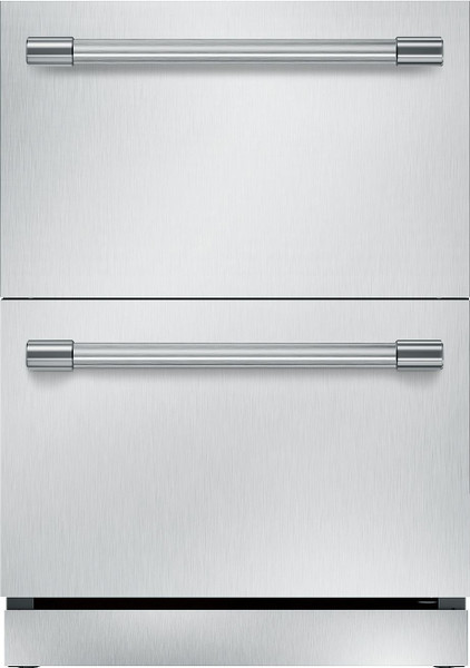 "Thermador 24"" Pro Double Drawer Under Counter Refrigeration"