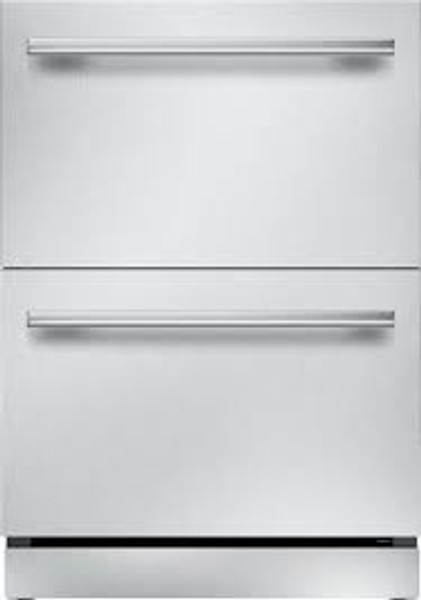 """Thermador 24"""" Masterpiece Double Drawer Under Counter Refrigeration"""