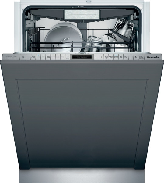 Thermador Sapphire Dishwasher Panel Ready