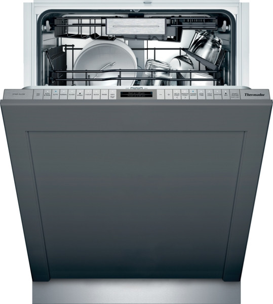 Thermador Star Sapphire Dishwasher Panel Ready